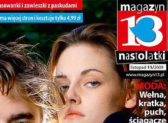 magazyn dla nastolatków