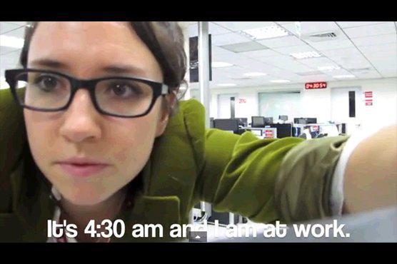 Amerykańska dziennikarka złożyła wypowiedzenie za pośrednictwem YouTube