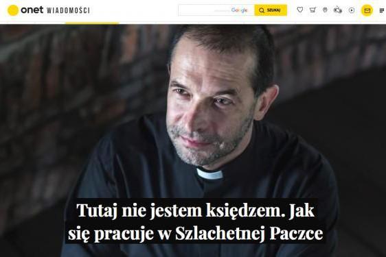 04fc129ed56bc Ksiądz Jacek Stryczek próbował zablokować tekst Onetu - Press.pl ...