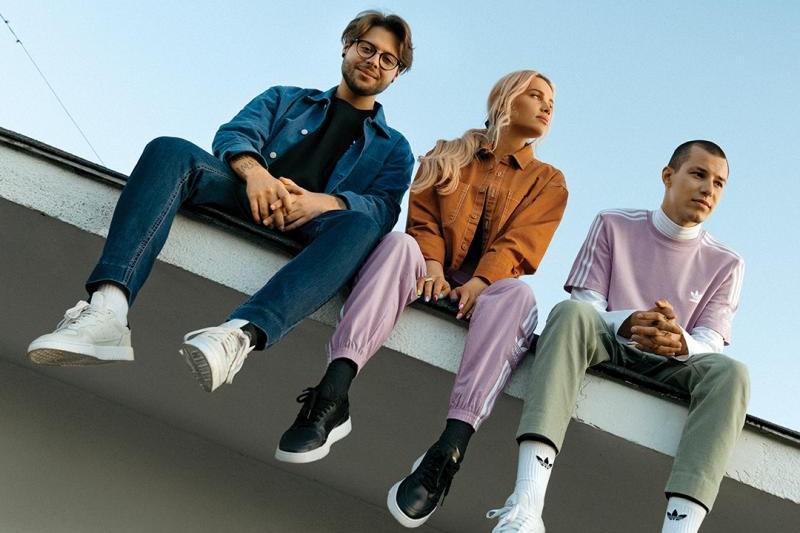 Maffashion, Yoshi i Żabson w kampanii Adidas Originals i